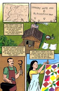 Bovodar and the Bears comic page 3