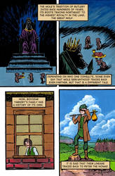 Bovodar and the Bears comic page 6
