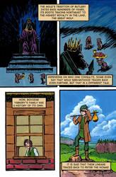 Bovodar and the Bears comic page 6