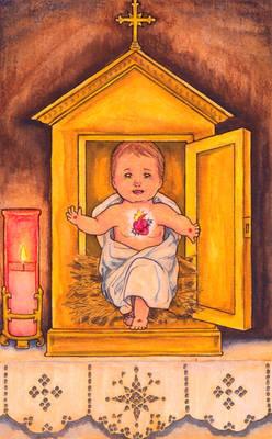 Eucharistic Infant