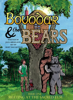 Bovodar and the Bears - Meeting at the Sacred Elm