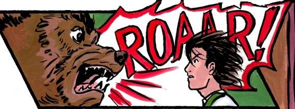 Bovodar and the Bears panel - Episode 4