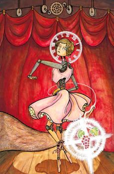 Clockwork Dancer #2 cover