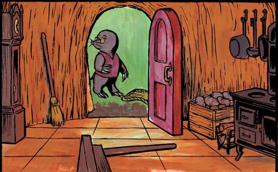 Bovodar and the Bears panel - Episode 6