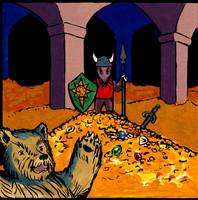 Bovodar and the Bears panel - Episode 11