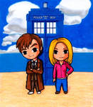 Windwaker Rose and the Doctor