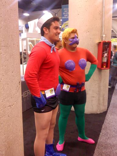 Mermaid Man and Barnacle Boy by XD-eviltoast-XD ...  sc 1 st  DeviantArt & Mermaid Man and Barnacle Boy by XD-eviltoast-XD on DeviantArt