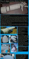 Vriska Robot Arm Cosplay Tutorial Part 2