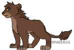 Pixel Lioness - Mlezi by Clankerss