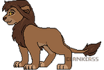 Pixel Lion - Chatatu by Clankerss