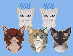 Kitty YCH by Clankerss