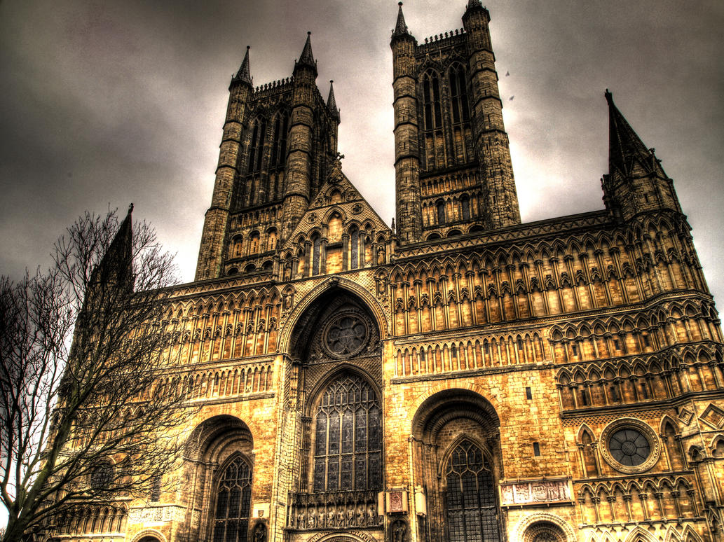 """gothic cathedrals Forget the association of the word """"gothic"""" to dark, haunted houses, wuthering heights, or ghostly pale people wearing black nail polish and ripped fishnetsthe original gothic style was actually developed to bring sunshine into people's lives, and especially into their churches."""