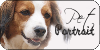 Pet Portrait Icon Picture. by Akayra