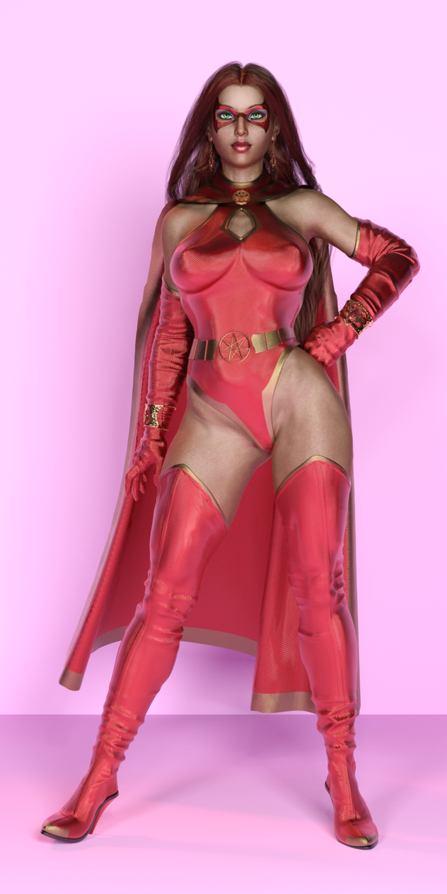 CE Costume 1 by Nathanomir