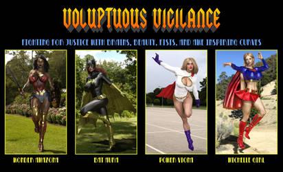 Voluptuous Vigilance by Nathanomir