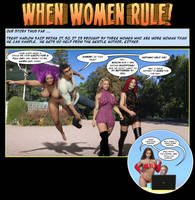 When Women Rule by Nathanomir