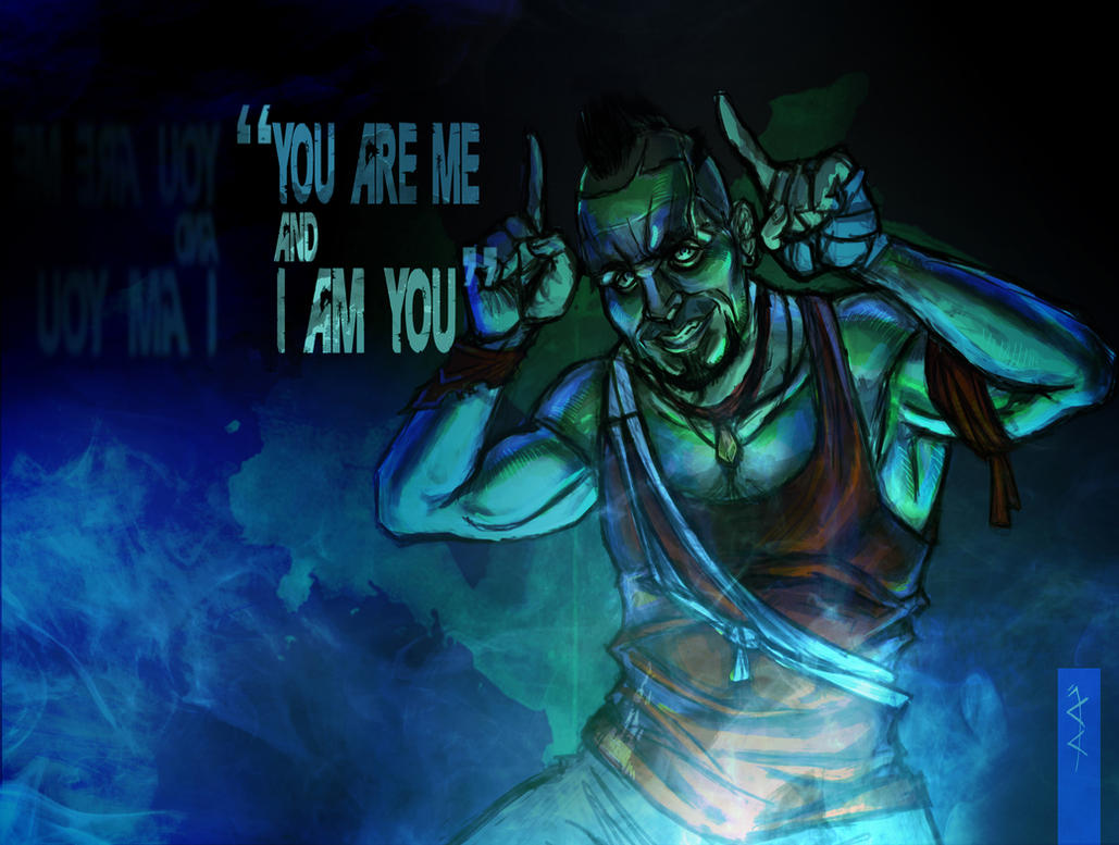 You are me and I am you by andava