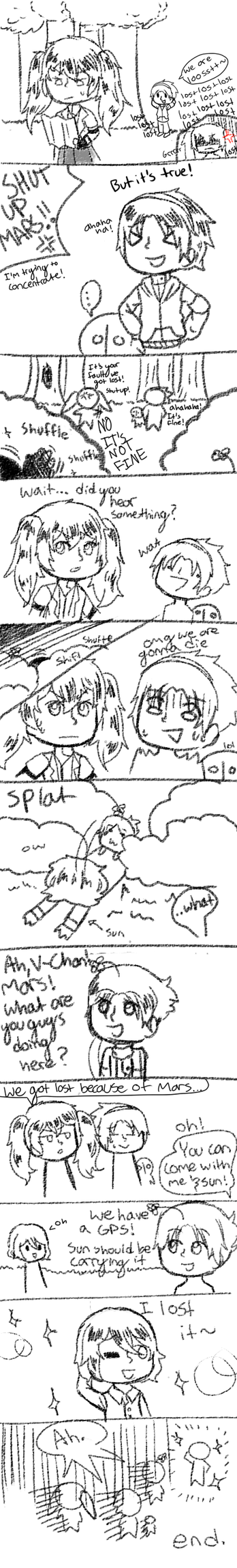 Comic-Lost by Gradient-Of-Gold