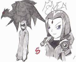 Raven by blahhOC