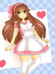 Yuna In Wonderland