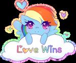 Dashy Love Wins