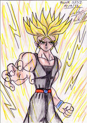 Trunks by Ging1991