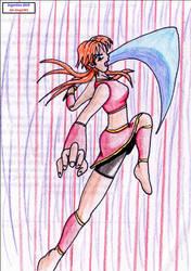 Gladiadora by Ging1991