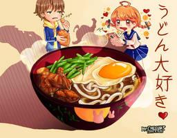 I Love Udon
