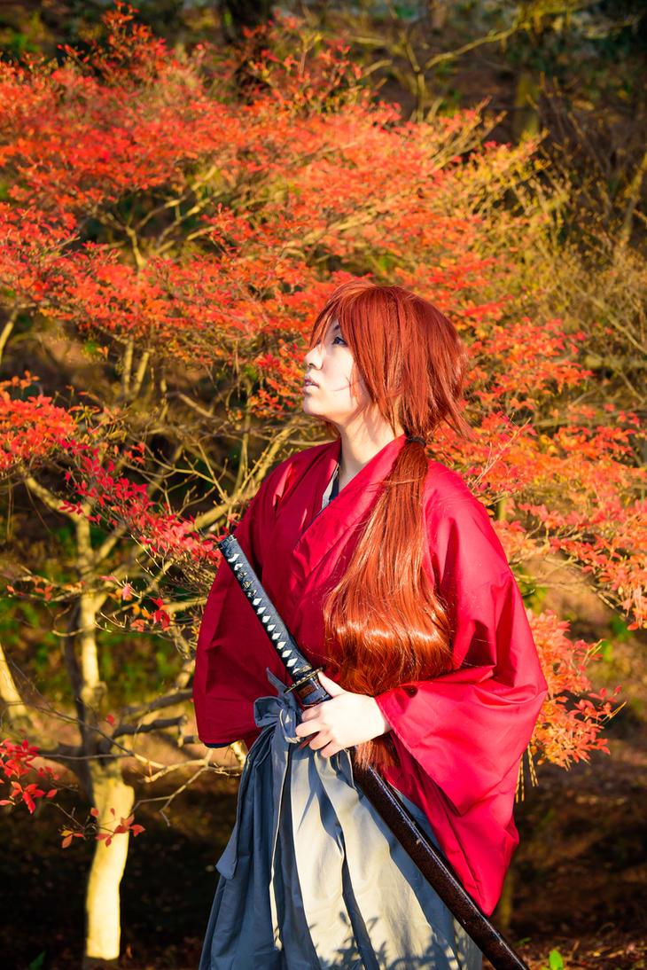 Rurouni Kenshin by Dark----ookami