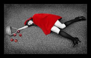 Little Dead Riding Hood by lorrainemd