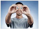Eye grabber