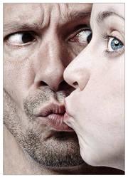Kissyfish by lorrainemd