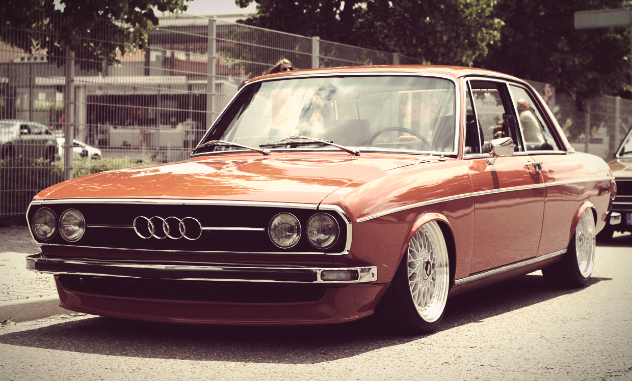 Audi 100 C1 By Axds On Deviantart
