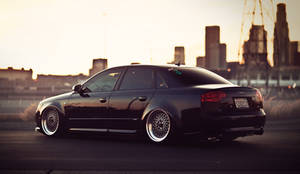 Audi A4 (with BBS)