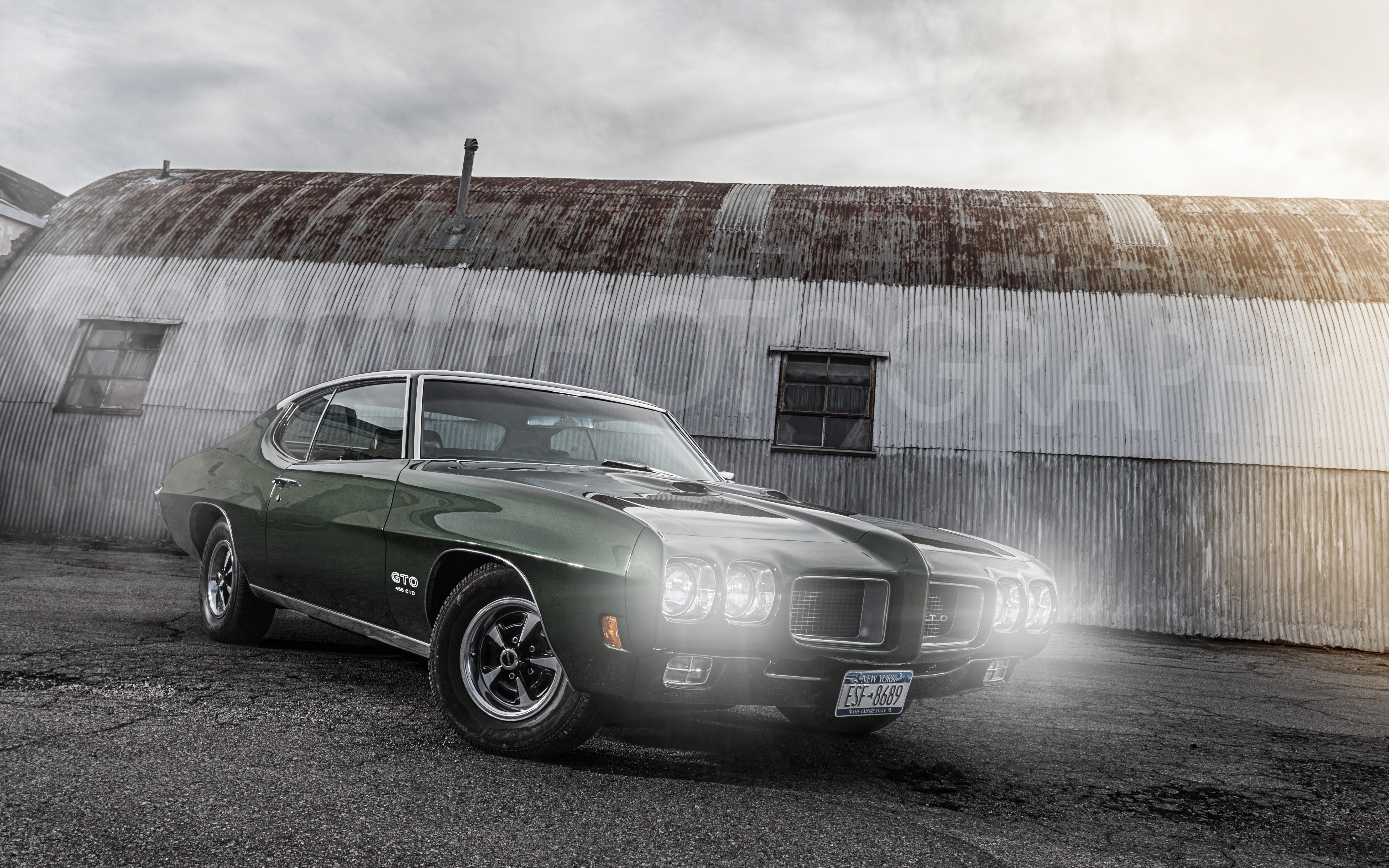 Pontiac GTO by axds