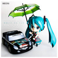 Hatsune Miku Race Queen ver 2 by Skecchu