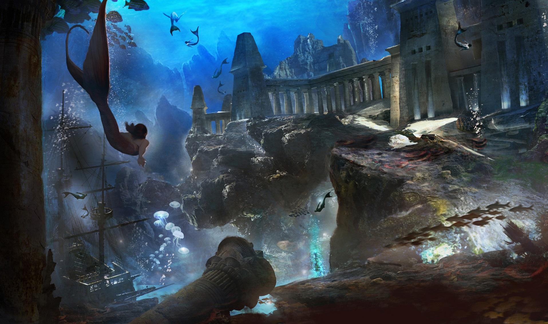 Mermaid Kingdom