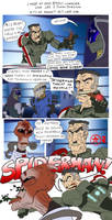 Daily Mass Effect Bugle by Dshotinthefacepirate