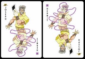 Joseph Card by Dshotinthefacepirate