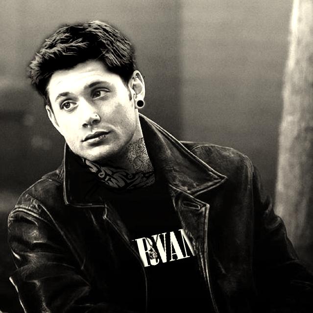 Jensen Ackles/Dean Winchester PUNK EDIT by LookingAtLoki ...