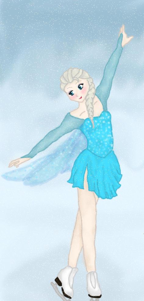 Modern!AU: Elsa