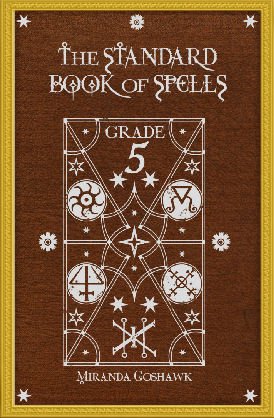 Grade Book Cover Printable ~ Standard book of spell grade by wiwinjer on deviantart