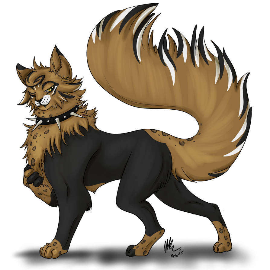 The Rum Tum Tugger By 5 Tails On Deviantart