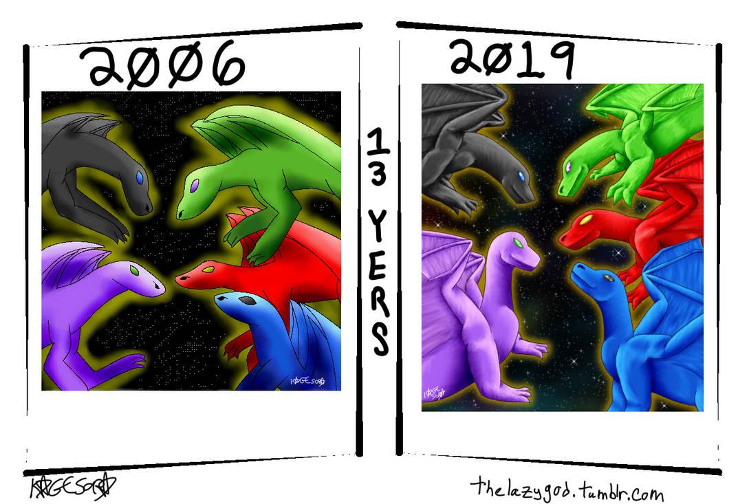 13 Years