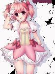 Madoka-chan by Meawsy