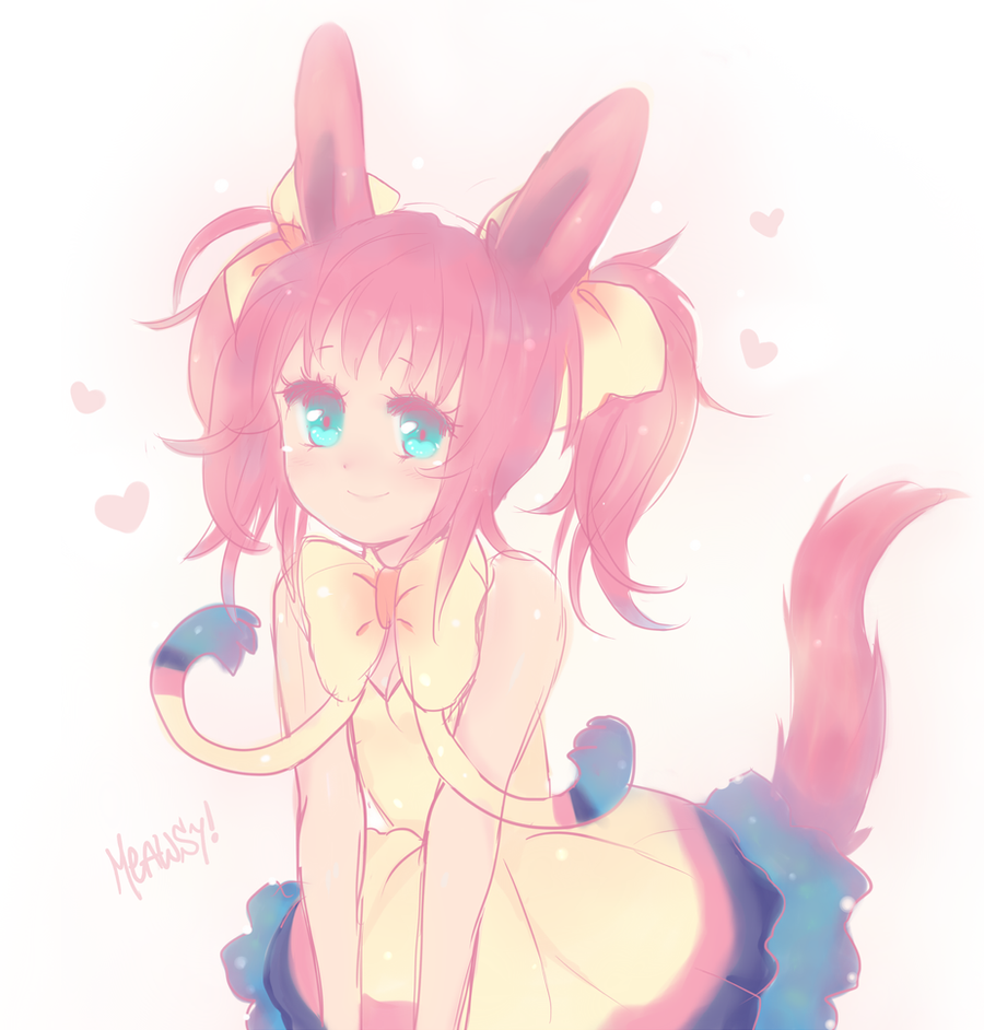 Sylveon by Meawsy on DeviantArt