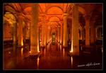 The Basilica Cistern-Yerebatan