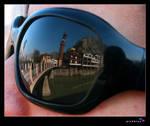 reflection of amasya city