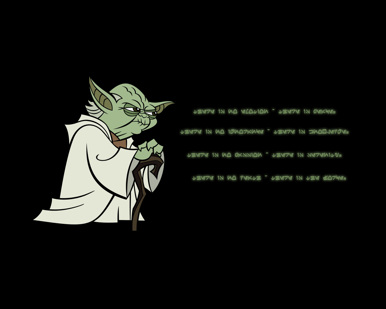 Jedi Code screenshot by 9mmBMF