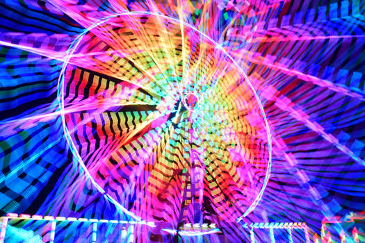 Our Lady of Angels Festival 2019 - Ferris Wheel